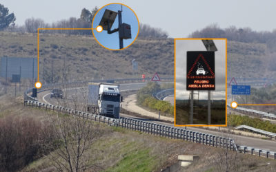 Sistema de detección de falta de visibilidad