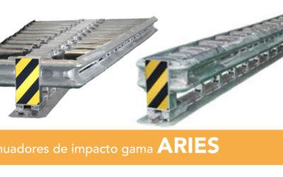 Aries: un nuevo concepto de amortiguadores de impacto
