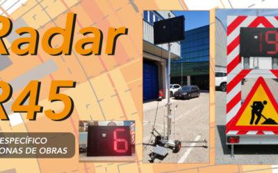 Radar Dígito 45: Proinova apuesta por la seguridad de los trabajadores de carretera