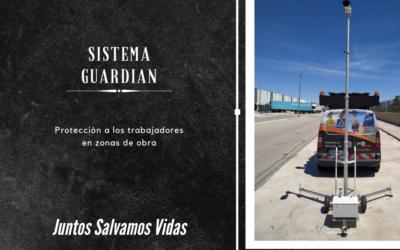 Aceptada nuestra candidatura al XVI Premio Nacional de ACEX con el proyecto del Sistema Guardian.