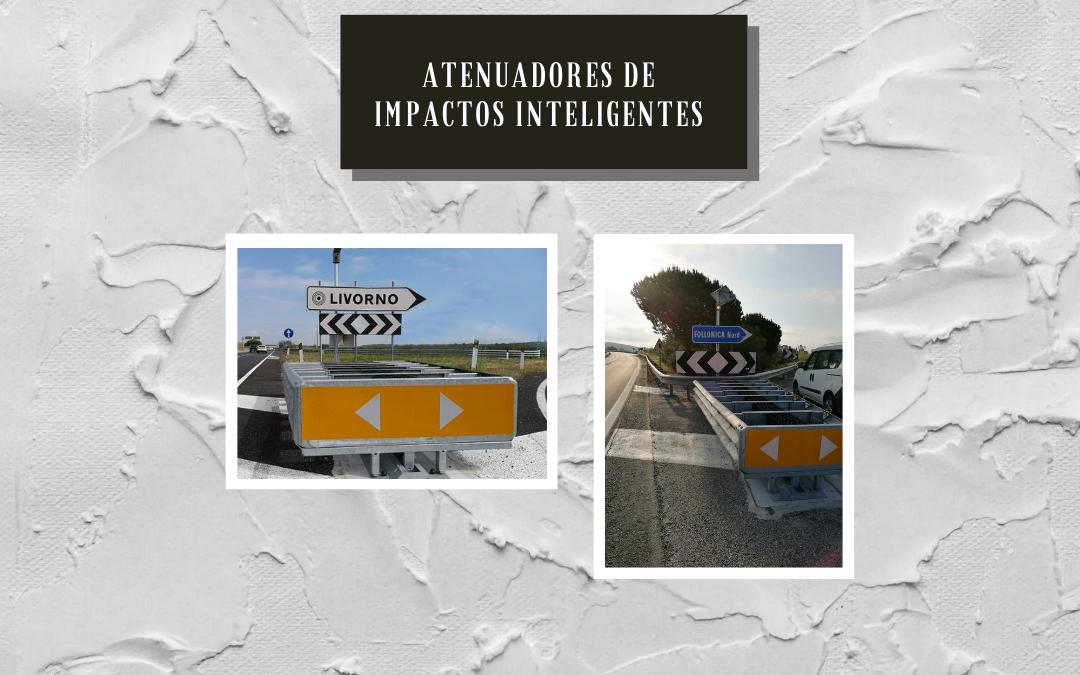 Atenuadores De Impacto Inteligentes.
