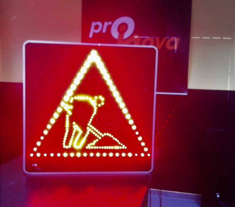 Señalización LED Polivalente