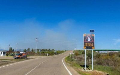 CRUCES INTELIGENTES PROIN EN CARRETERAS DE LA JUNTA DE EXTREMADURA